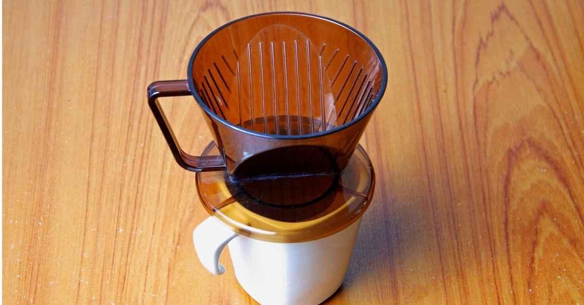 コーヒー ドリップの入れ方