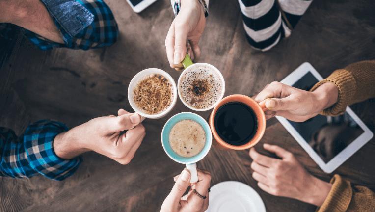 コーヒー カフェイン量 焙煎