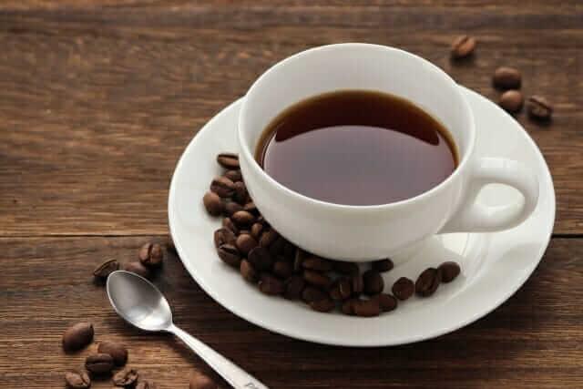 コーヒーでダイエット
