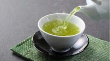 カフェイン 緑茶 コーヒー 比較
