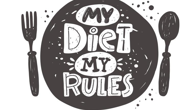 ダイエット 基本ルール