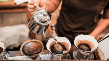 コーヒーの脱臭剤の作り方|レンジで簡単に!靴や下駄箱に!