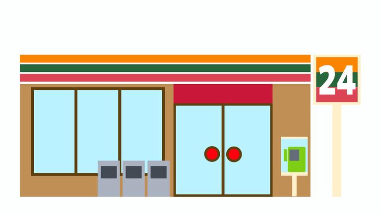 セブンイレブン加盟店は元旦も営業