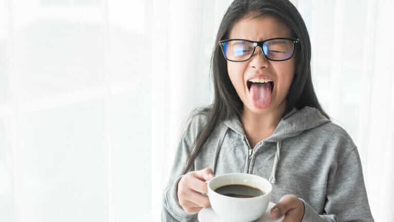 コーヒー 苦い種類