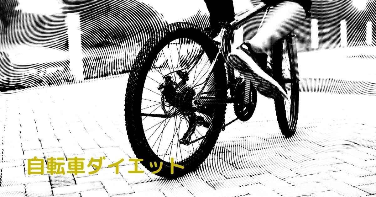 自転車 ダイエット (2)
