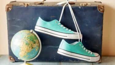 旅行の靴選びどうしていますか
