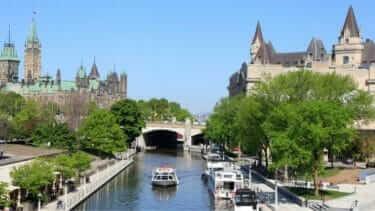 カナダ オタワ 観光