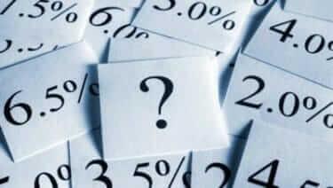 カードローンの金利|金利計算と各社の比較