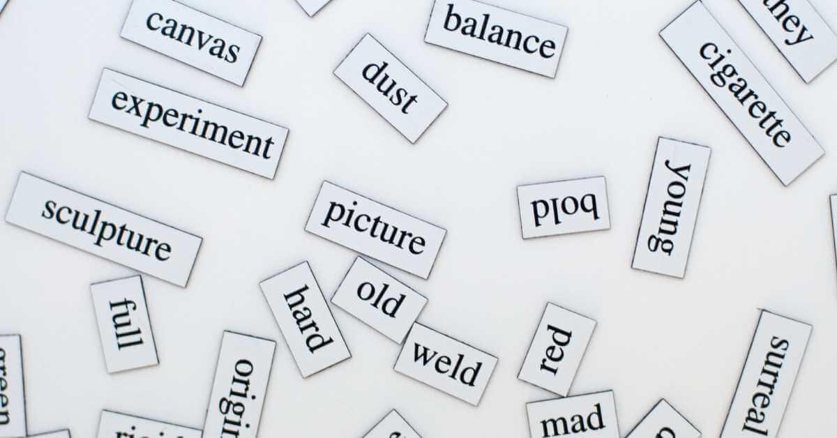 語彙数が増える