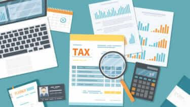 投資の税金