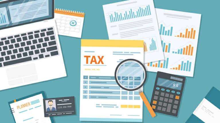 投資信託 税金
