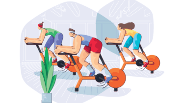 エアロバイクでダイエットするなら姿勢と頻度がポイント!|エアロバイク