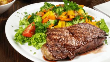 ダイエット中の肉料理は外食でもレシピに注意すれば食べてよし!