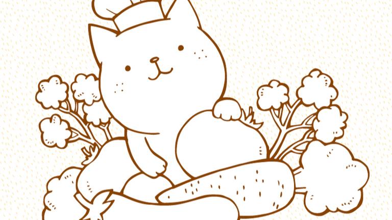 猫 野菜 いらない