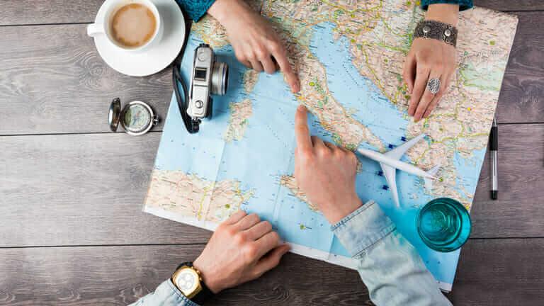 旅行 計画