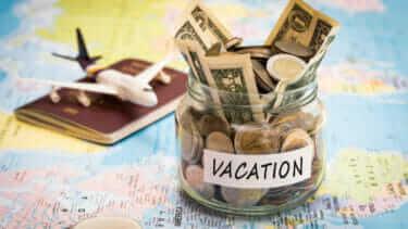 旅行の予算管理はどの位を目安にするか、5万・8万・10万?