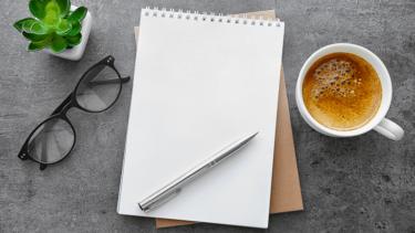 ダイエット用に手帳を自作する!記録することで痩せられる