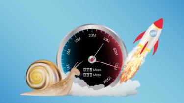 ネット通信速度が遅いと感じたらIPv6対応ルーター!衝撃的に速い