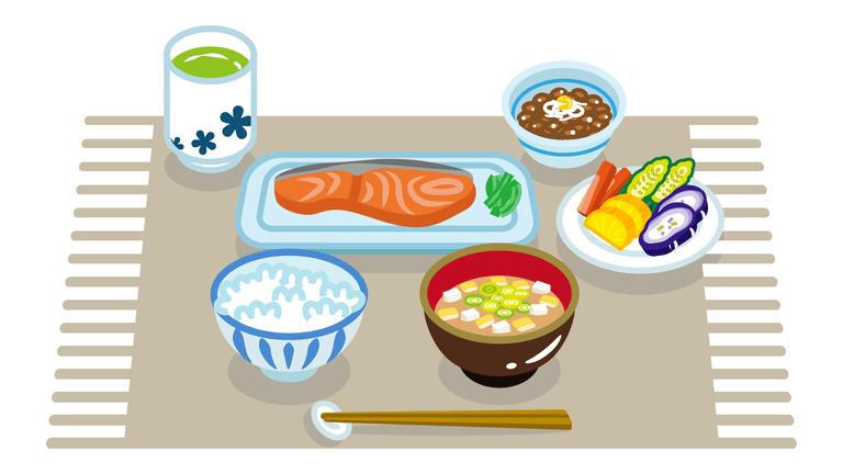 朝ごはん ダイエット