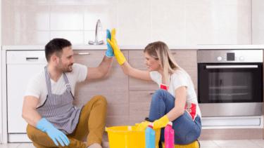 家事を分担しよう!夫にも担当してもらうのが家庭円満の秘訣