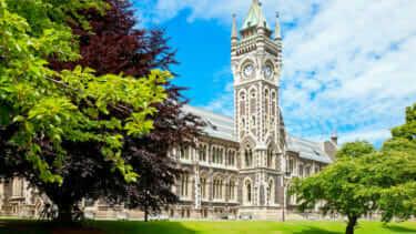 ニュージーランドの各大学情報