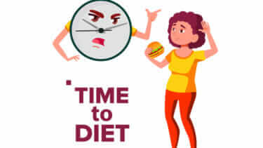 運動なしで食事制限のみダイエット!リバウンドの可能性大です!