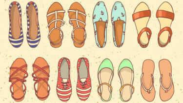 旅行に靴は何足持って行く?旅行に合う靴を選ぼう