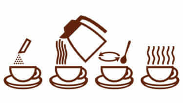インスタントコーヒーでもポリフェノール効果は同じ?