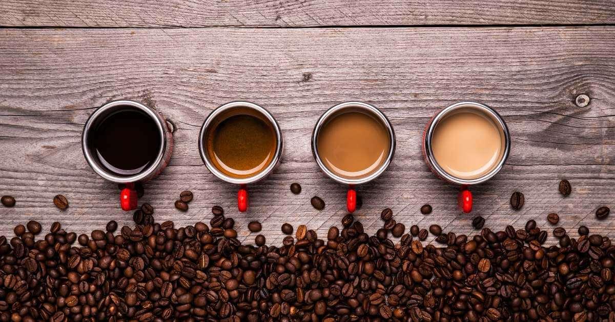 コーヒーの油膜