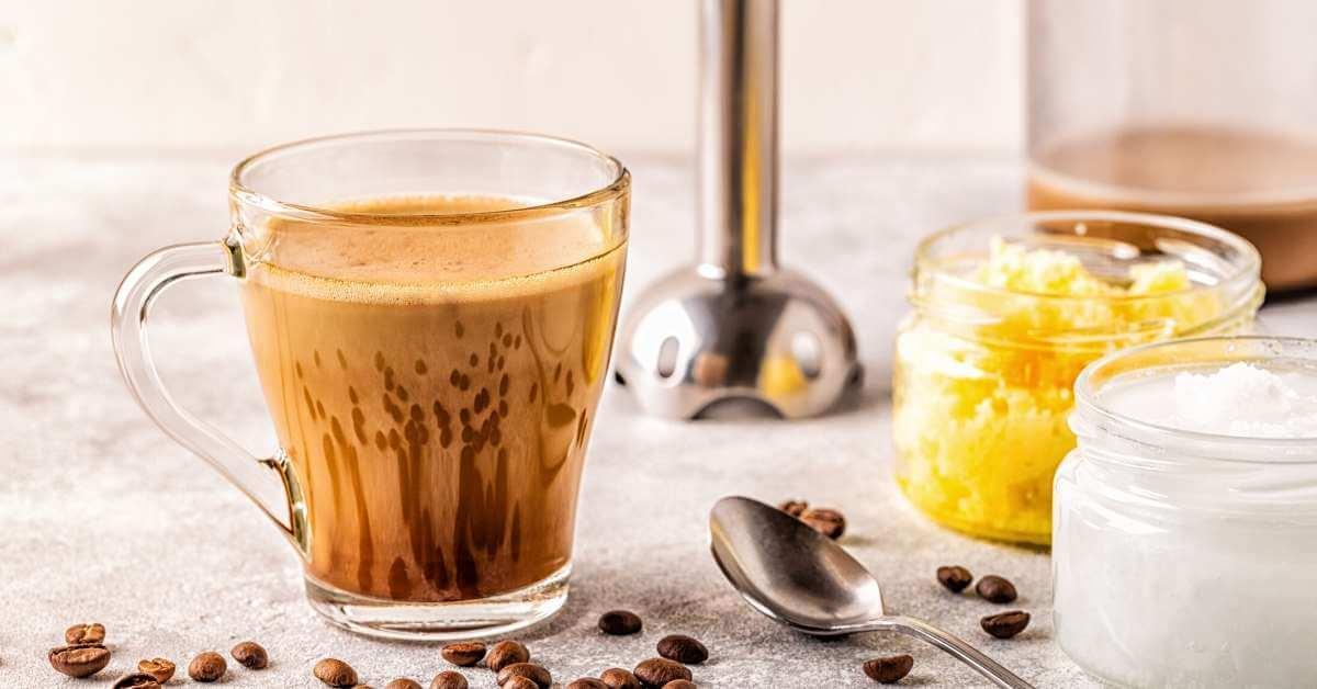 最強のバターコーヒー 作り方