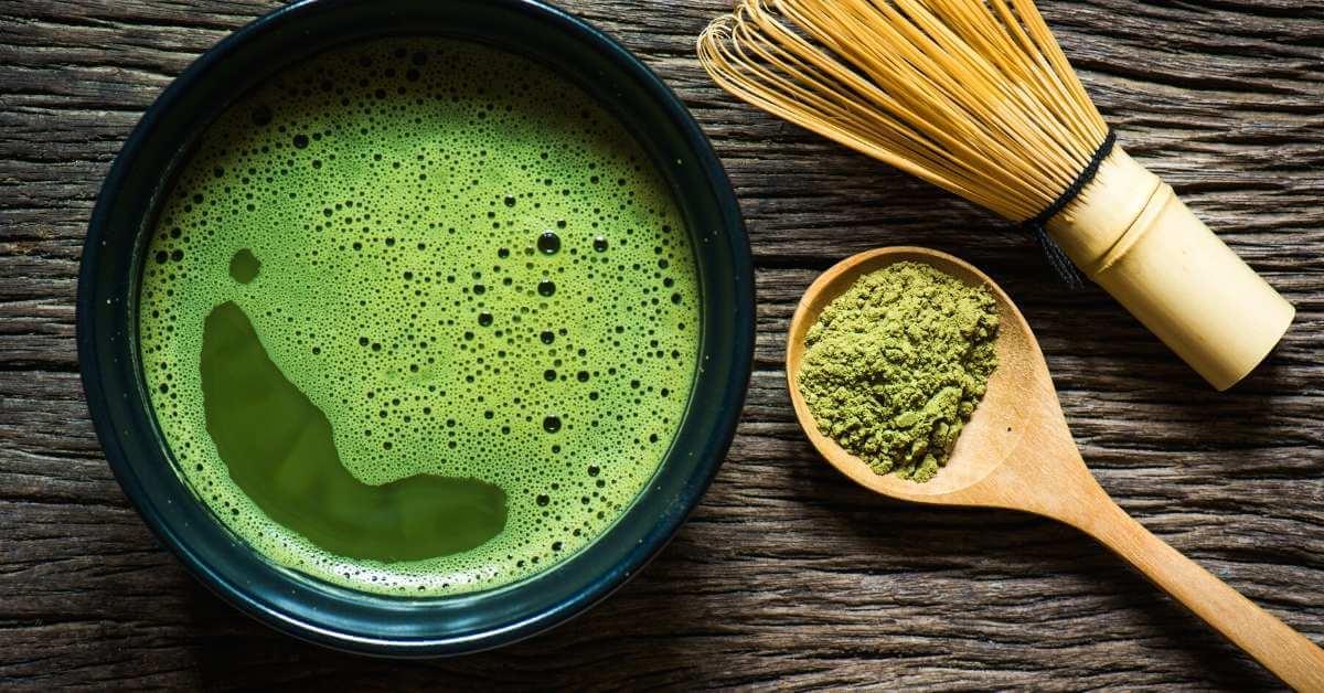 緑茶のカフェイン