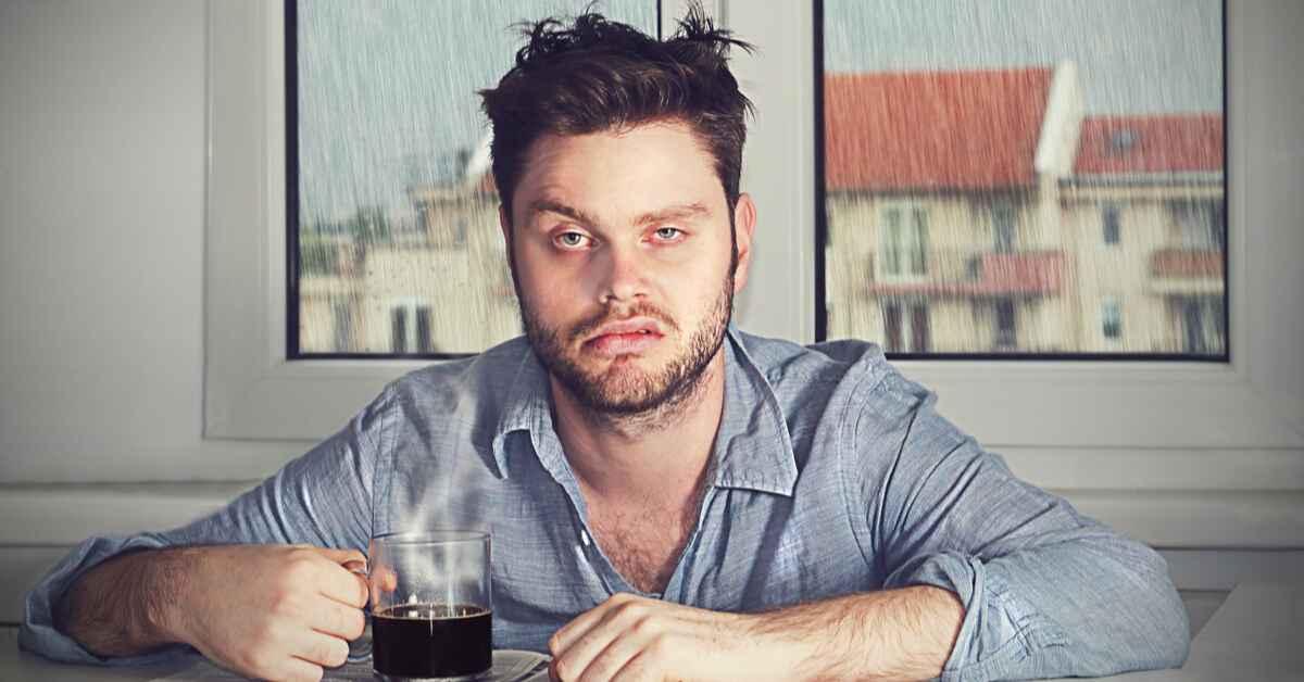 コーヒー 二日酔い