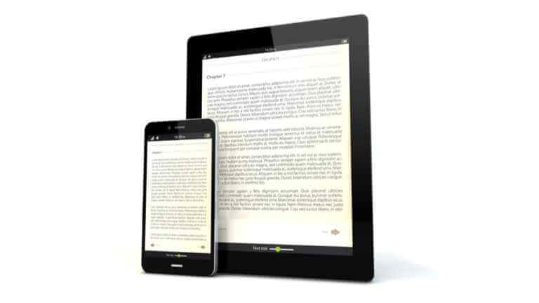 本を読むアプリ