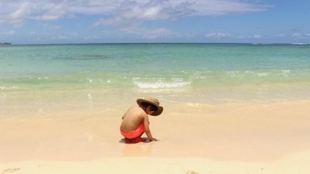 ハワイ旅行 子連れ