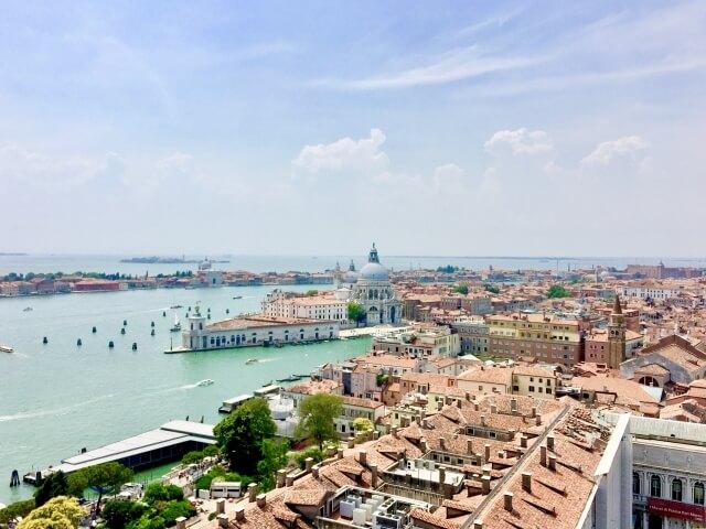 イタリア旅行夏