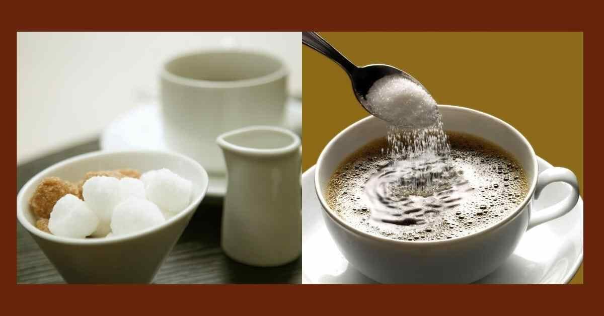 コーヒーに糖質 (1)