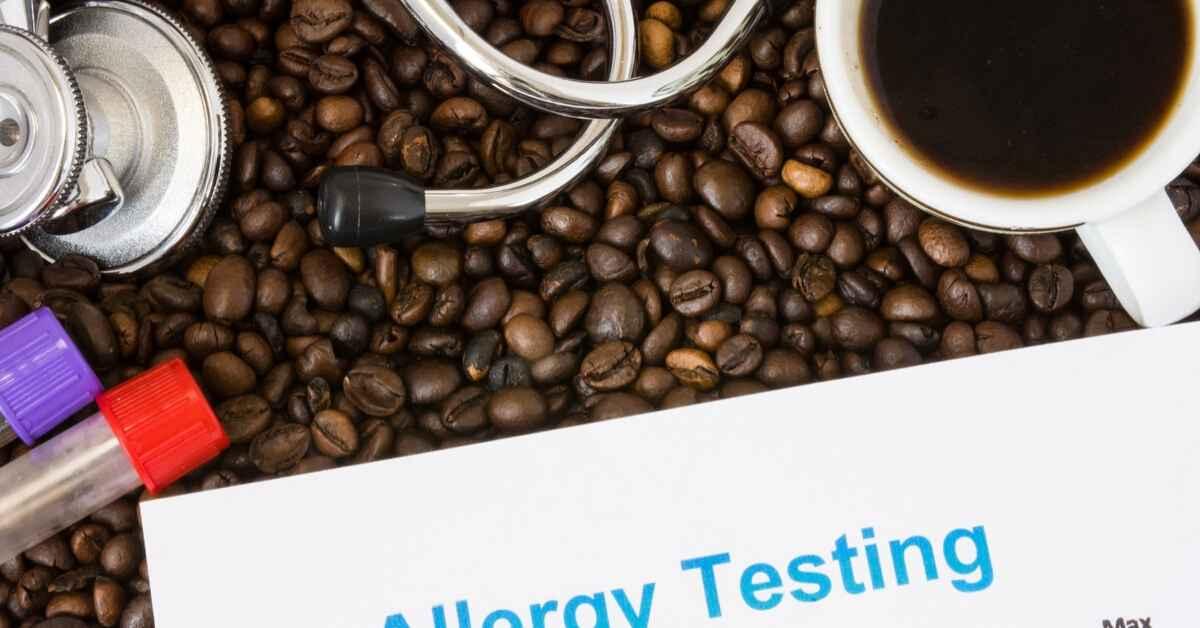 コーヒー アレルギー 症状