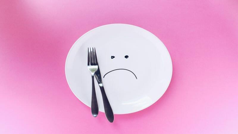 ダイエット 空腹
