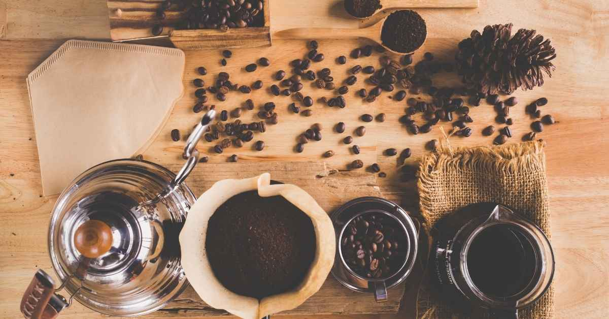 コーヒーの抽出 (1)