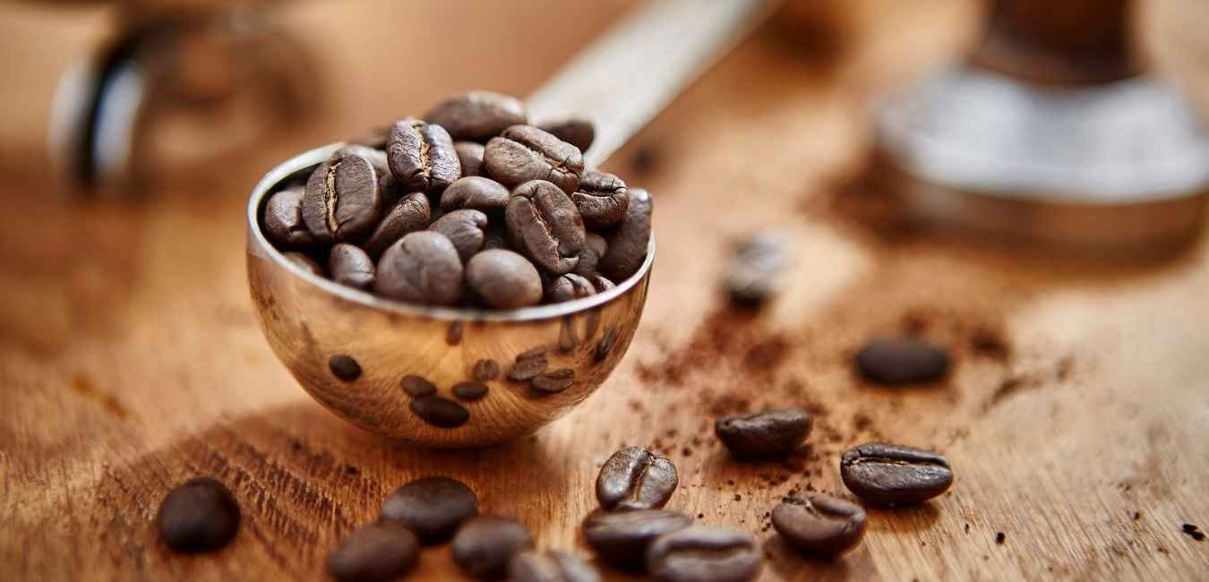 コーヒー豆 量 (1)
