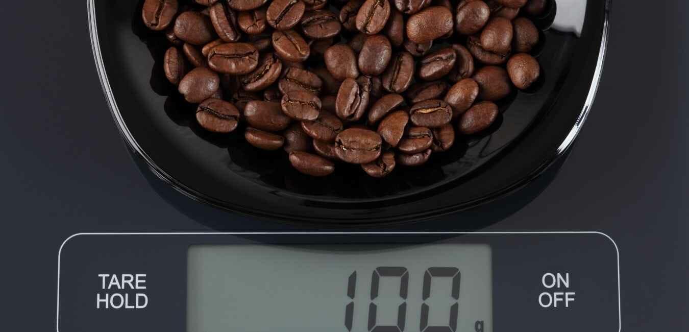 コーヒー豆 量