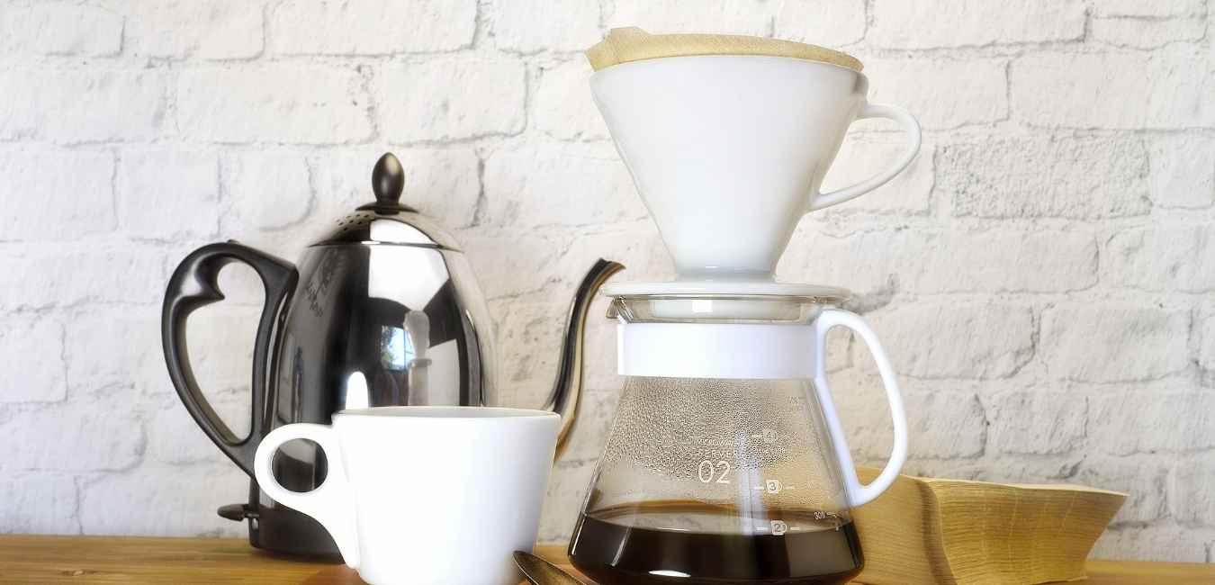 コーヒー ドリッパーセット