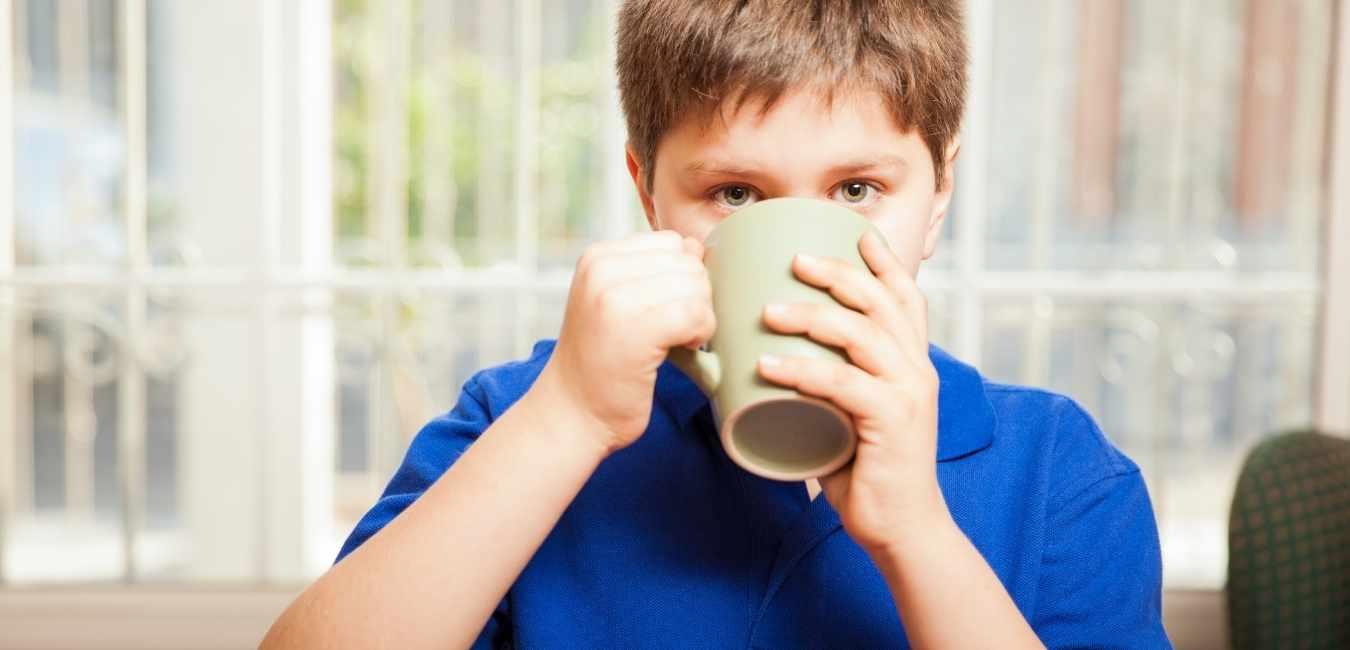子供 コーヒー